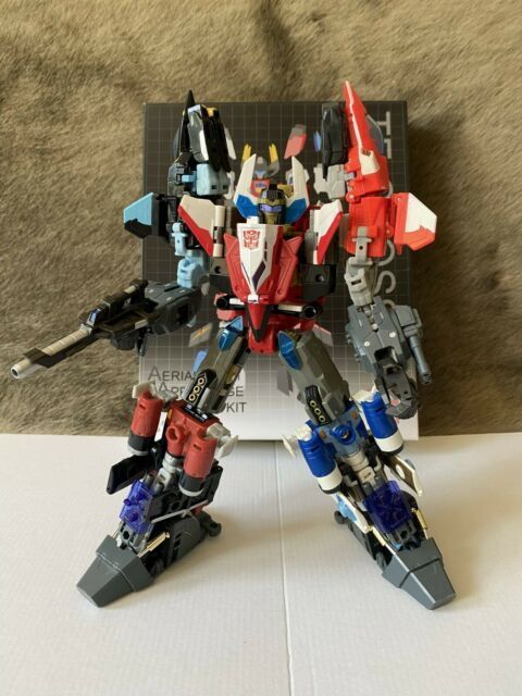 Transformers FansProject TF Crossfire Aerial Appendage Add on kit + Superion Max