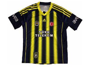 Details zu Adidas Fenerbahce Istanbul Trikot D08140 116 128 140