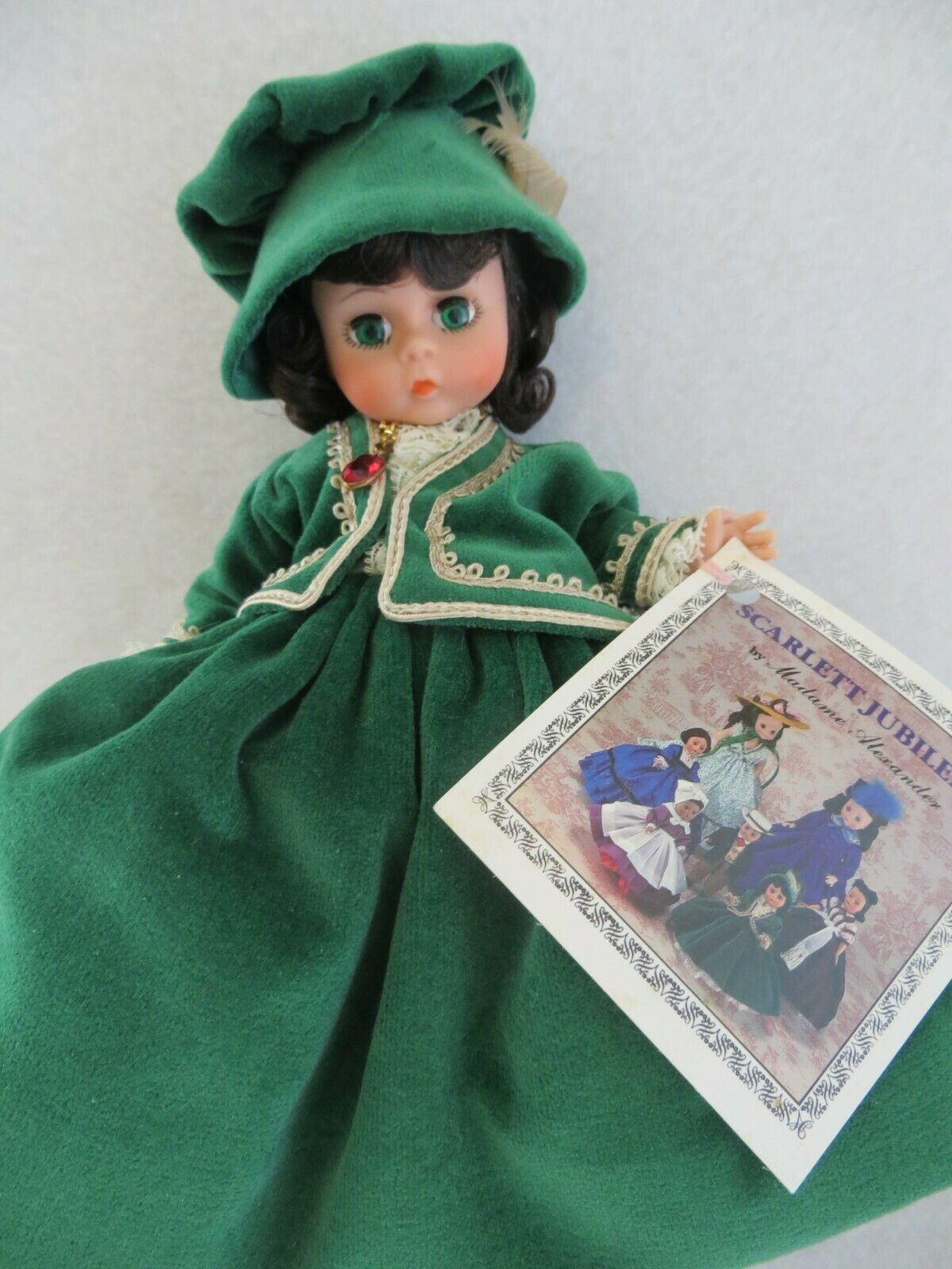 Madame Alexander Rhett Jubilee II #401 With Box