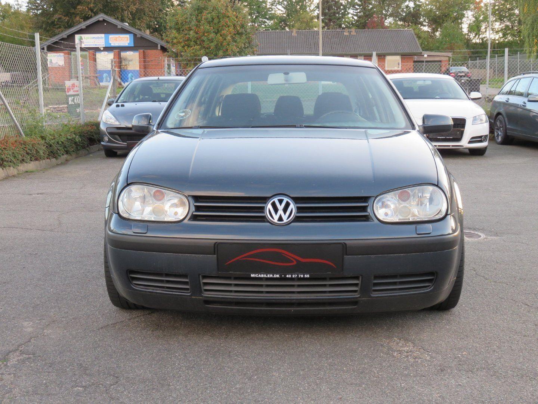 VW Golf IV 2,0 Trendline 5d - 14.800 kr.