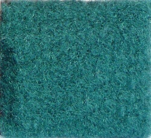 Teal Boat Marine Grade Bass Pontoon Cut Pile Carpet 16 oz 6/' x15/'