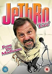 Jethro: In The Madhouse [DVD], Jethro, Used; Good DVD