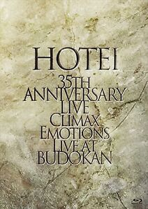 HOTEI-CLIMAX-EMOTIONS-LIVE-AT-BUDOKAN-JAPAN-3-BLU-RAY-Ltd-Ed-With-special-pass