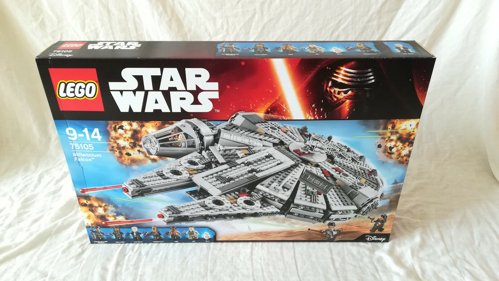 LEGO Star Wars 75105 MILLENNIUM FALCON - Brand new