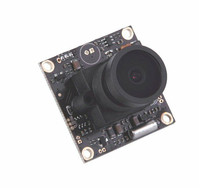 Sony 1 3 976H CCD HAD 700tvl NTSC Board Camera 2.1mm angle ideal for FPV UK post