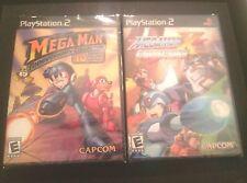 Mega Man Anniversary Collection (Sony PlayStation 2, 2004)
