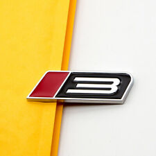 Metal Roush Stage 3 Badge Emblem 3d Chrome Gt3500 Sport Sticker Car Decal Logo Fits Focus