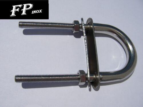 Cadène 5 x 78mm inox 316