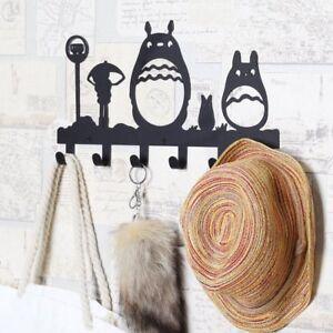 Coolplus Coat Hooks Wall Mounted Childrens Hangers Metal