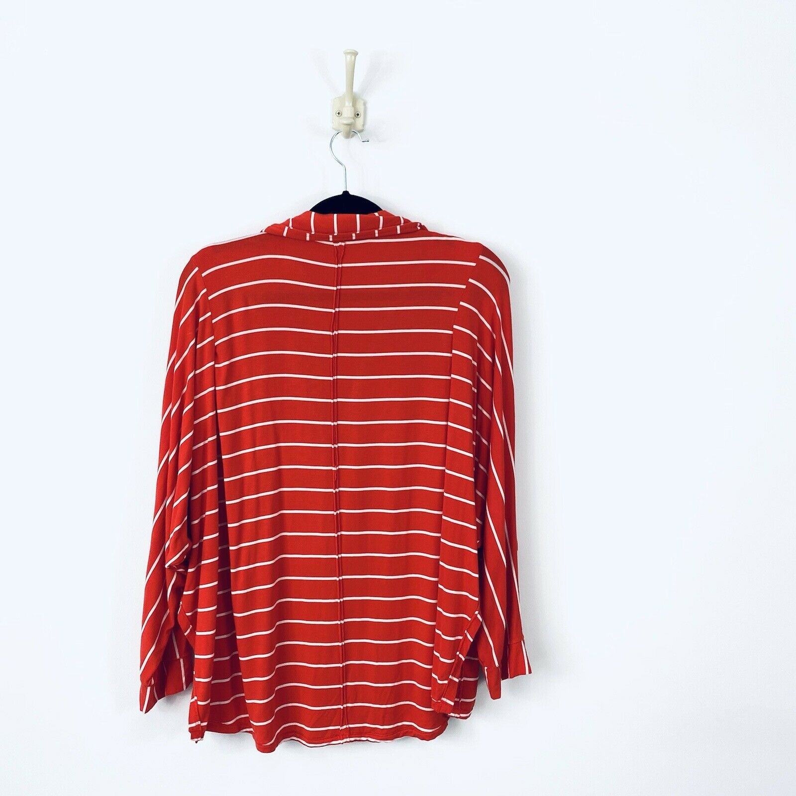 Free People Cant Fool Me Striped Top Small NWT