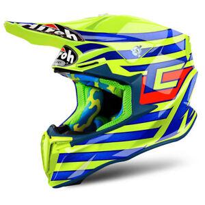 AIROH-Casco-Integrale-Motocross-TWIST-Cairoli-Qatar-Enduro-Mx-Offroad-TC222