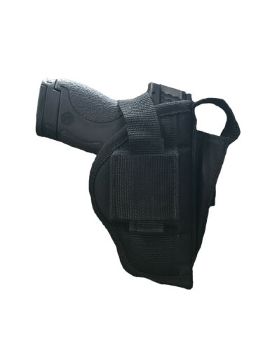 Nylon Belt or Clip on Gun Holster for Sig Sauer P-938