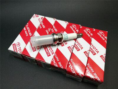 New OEM 6PCS FK20HR11 3426 Spark Plugs Fit for TOYOTA//LEXUS parts 90919-01247
