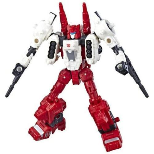 Sixgun Transformers neuf Deluxe Class générations guerre pour Cybertron Siège