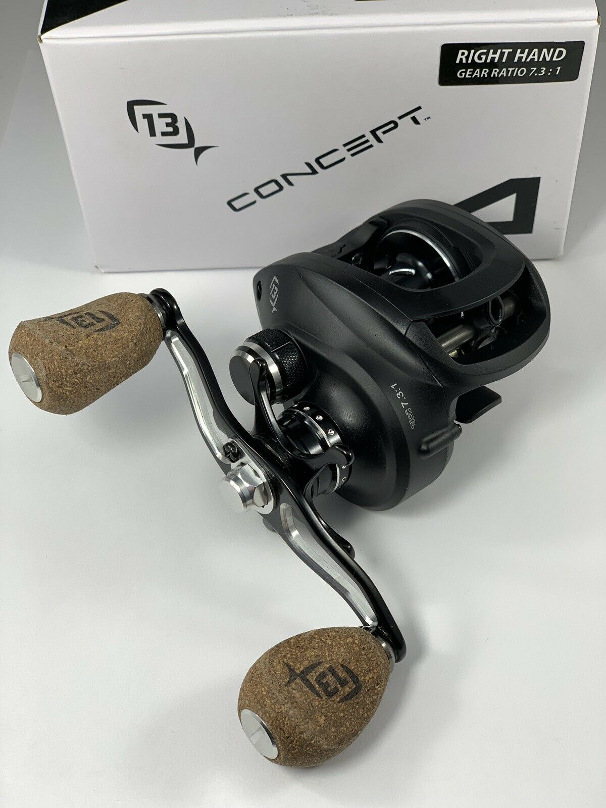 13 Fishing Concept A Reel - RH 7.3 1