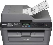 Brother Laser Fax Printer Scan Amp Wireless Usb Ethernet 24ppm Mfc L2685dw
