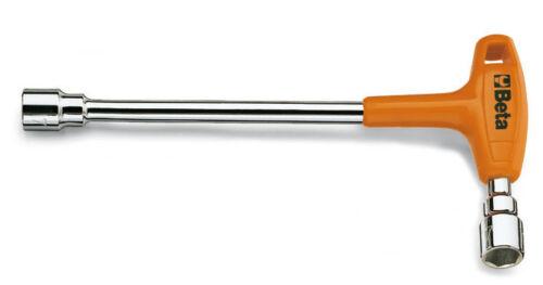 Bi-Hex Socket Wrench With High Torque Handles 11X11 Beta Tools 941-Hexagon