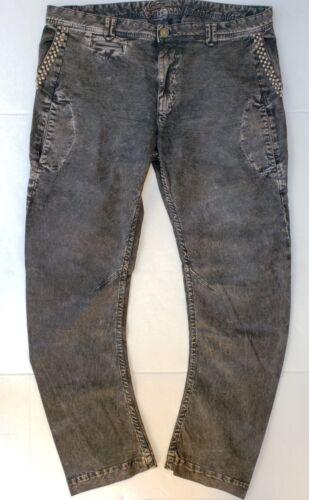 cipriato Grigio Meccanico 40 Jeans Aderenti Nuovo Da Uomo Di Taglie Robin TcgvBz
