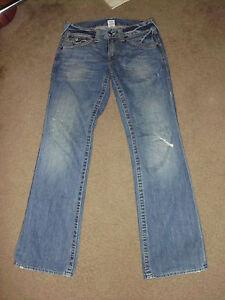 Jeans Men's 33 True Rock 31 Religion X W Medium Drifter Billy Tr Rips Wash w7wqS56