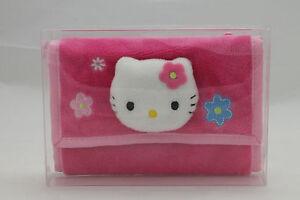 HELLO-KITTY-Brieftasche