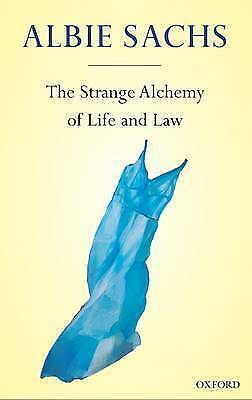 The Strange Alchemy of Life and Law-ExLibrary