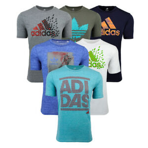 adidas-Men-039-s-Mystery-Graphic-T-Shirts