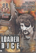 Dvd **LOADED DICE** con Tom Savini nuovo 2005