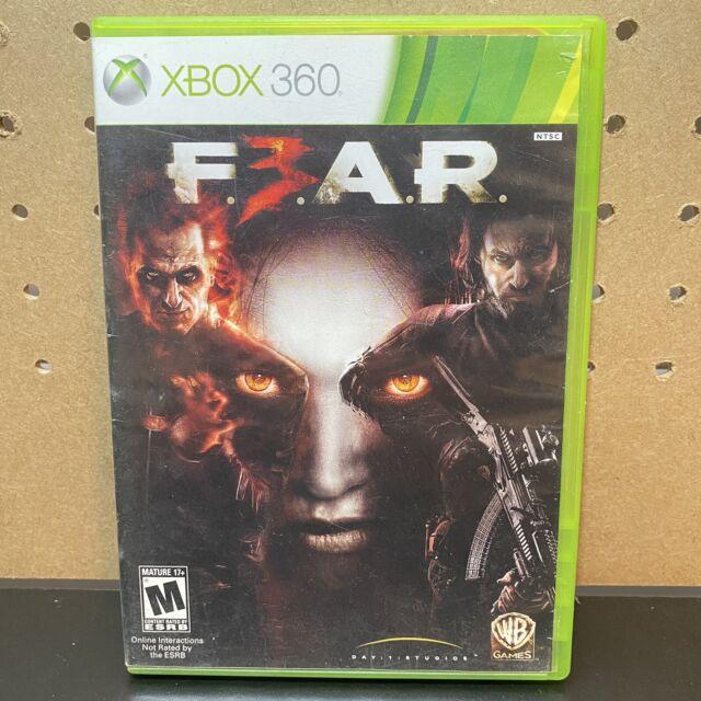 F.E.A.R. 3 (Microsoft Xbox 360, 2011) Tested- Free Ship