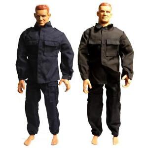 2x-Dress-GI-JOE-21st-Century-US-WWII-Soldier-1-6-12-039-039-Dragon-Star-Wars-Figures