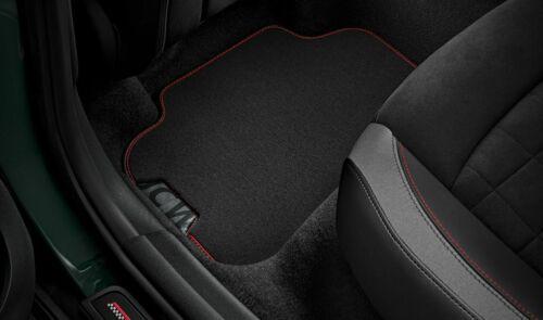Original MINI JCW Velours Fußmatten LHD hinten für F56