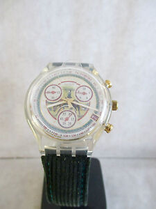 Montre-Chronograph-SWATCH-La-Majeste-Velours-SCK405
