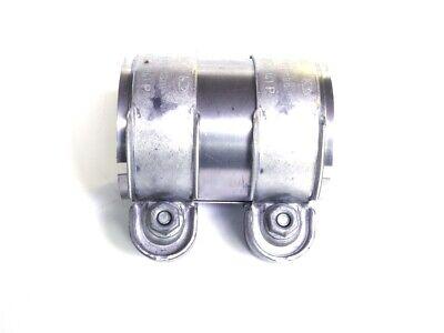 Rohrverbinder Schelle Auspuff Abgasanlage Volvo C-Clamp 63.5 mm
