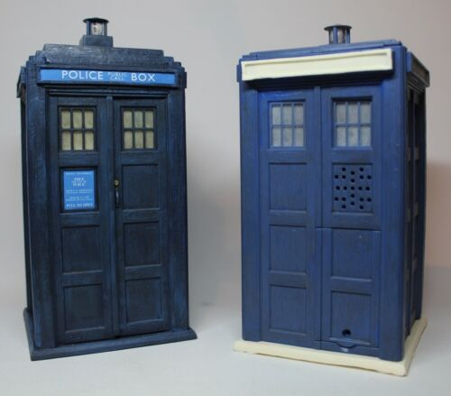 Doctor Who Custom TARDIS Parts Fifth//Sixth//Seventh Doctor TARDIS Signs /& Base