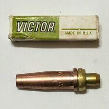 Victor 4 3 210m Propane Cutting Torch Tip Cst800 Ca1350 Ca1260 Ca270 0333 0179