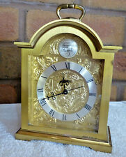 Swiza 8 Swiss Tempus Fugit Mantle / Carriage Clock Alarm, 15 Jewel, (Good Used)