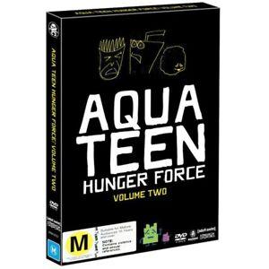 Aqua-Teen-Hunger-Force-Vol-2-DVD-Region-4-Volume-Two-2-Disc-Set-13-Episodes