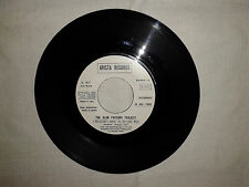 "Universal Energy/The Alan Parsons Project–Disco 45 Giri 7"" Ed.Promo Juke Box"