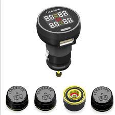 TP200 Wireless TPMS Tire Pressure Monitor System + 4 External Sensors