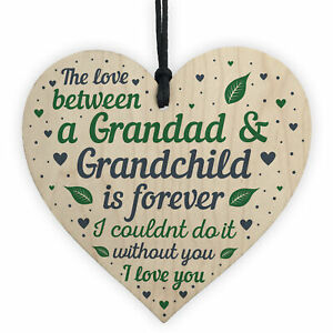 Image is loading Grandad-Birthday-Gifts-Fathers-Day-Gift-From-Granchildren-