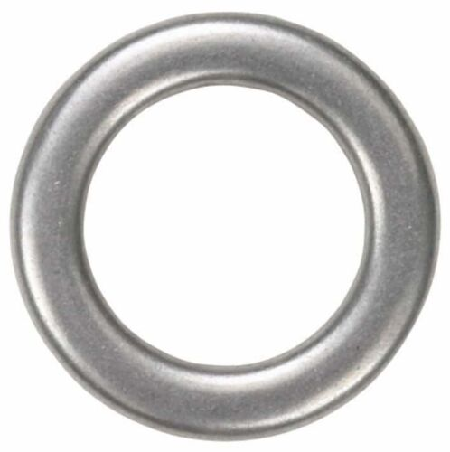 80lb Owner 5195-406 Solid Rings Size:4 qty:9