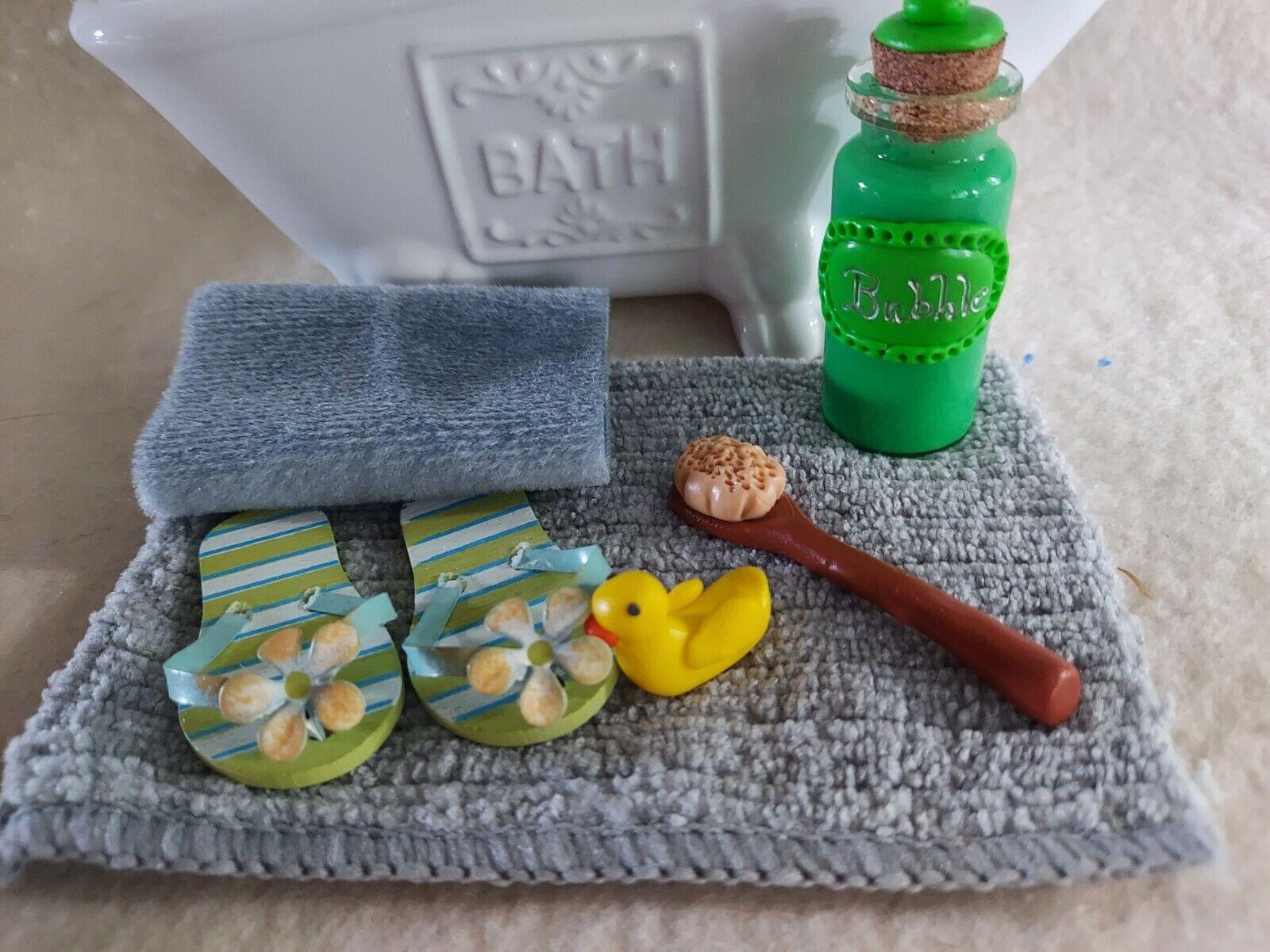 Take a Bath - Essemble, Bathrub With Komplett-Zubehör, Grey, From