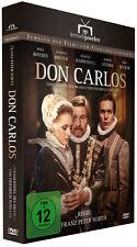 """Don Carlos - Infant von Spanien - Rolf Boysen (""""Wallenstein"""") Fernsehjuwelen DVD"""
