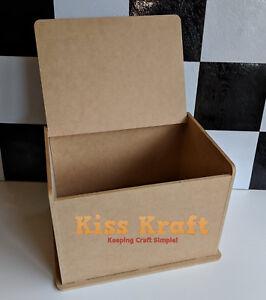 Keepsake-or-Memory-Box-DIY-Craft-32cm-x-23cm-x-21cm-Raw-MDF
