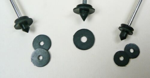 Sheaffer Replacement Plunge Vac Washers