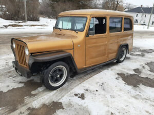 1948 Jeep Wagoneer