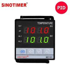 Temperature Control Thermocouple Input Digital Pid Thermostat 85 265vac Pt100 K