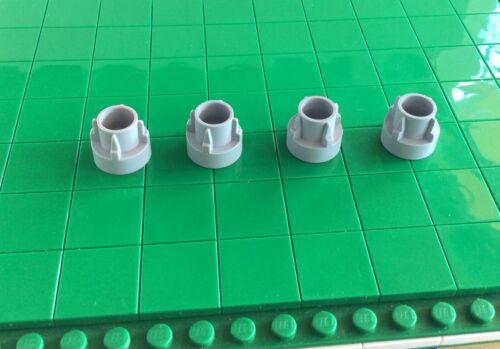 32187 Kupplungsring Antriebsring neu hellgrau 7721 10188 F5 # Lego 4 Stück
