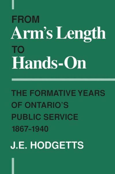 From Arm's Length To Hands
