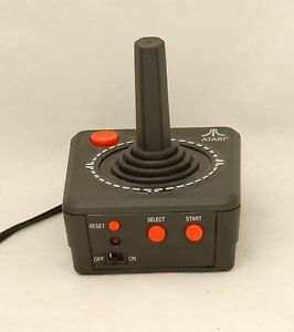 Atari TV Plug & Play Joystick home video system 10 in 1