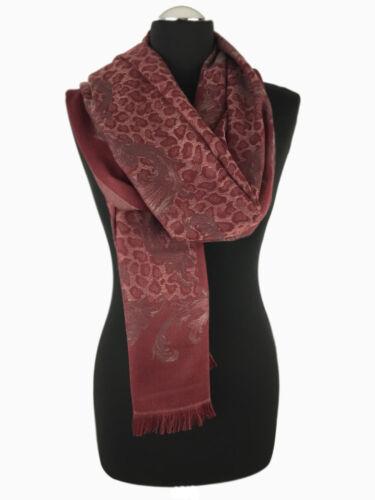 Pashmina Damen Herren Schal Stola Schultertuch Bone Hijab Kopftuch ESP 318-2